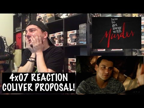 HOW TO GET AWAY WITH MURDER - 4x07 'NOBODY ROOTS FOR GOLIATH' REACTION
