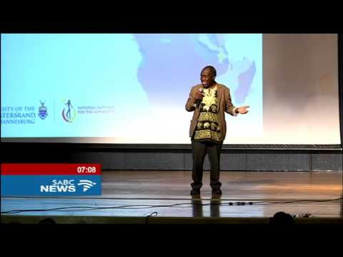 'Write books in African languages', says author Ngugi wa Thiongo at Wits