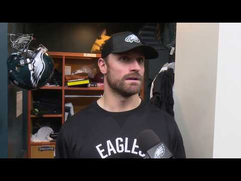 Eagles Press Pass: DE Chris Long 11718