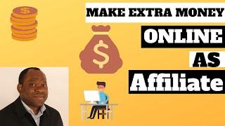 Make money online as affiliate ...