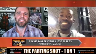 "Titan FC 37's Travis Taylor ""This fight is going to be a war"""