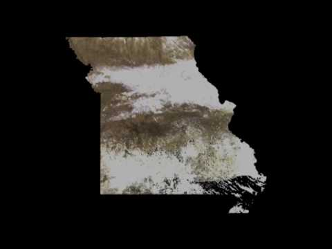Missouri: Space Timelapse 2000-2016 | New technology