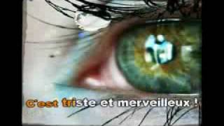 karaoke - Edith Piaf & Théo Sarapo - a quoi ça sert l