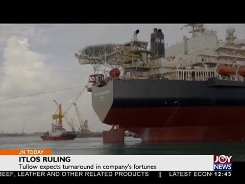 ITLOS Ruling - Joy Business Today (25-9-17)