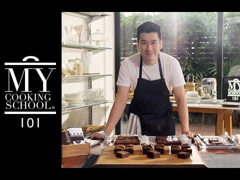 My Cooking School 101 Ep11 : Brownies
