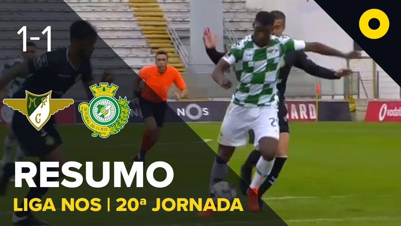 Морейренси  1-1  Витория Сетубал видео