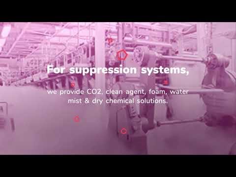 Industrial Fire Suppression Services Iowa & Illinois