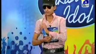 Pakistan Idol Salman Khan   Funny