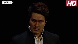 Plácido Domingo's Operalia 2016: Keon-Woo Kim (First Prize)