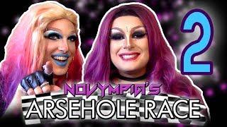 NOVYMPIA'S ARSEHOLE RACE #2 - Prideful