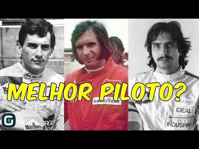 25 anos de legado de AYRTON SENNA | Quem foi o melhor piloto brasileiro? (01/03/19)