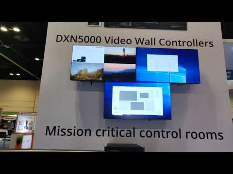 Technology – DEXON USA – Video Processors | Video Wall