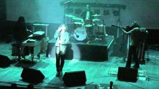 The Doors Alive Perception show - Unknown Soldier (Live @ Salford Lowry, July 2013)
