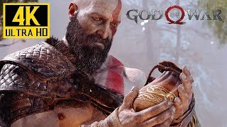 GOD OF WAR (PS4) - E3 2017 Gameplay Trailer 4K @ 2160p HD ✔