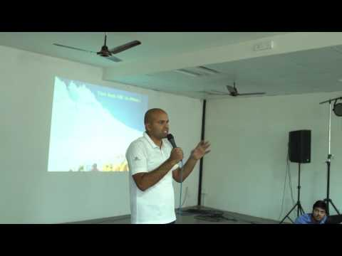 Shekhar Babu - Founder, Transcend Adventures @ The Sports Po