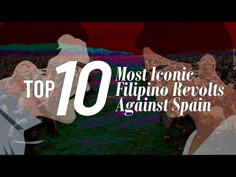 Top 10 Most Iconic Filipino Revolts Against Spain