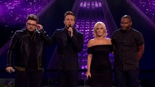 The X Factor UK 2015 S12E22 Live Shows Week 4 Results Second Elimination Full