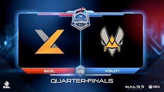 Quarterfinal 1 - Excel vs Vitality Gaming