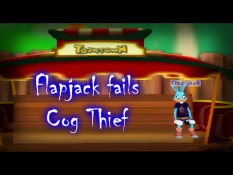 Flapjack Failed Cog
