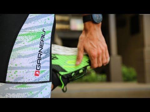 Lionel Sanders | Kona 2017 | Triathlon Bike and Gear by Garneau