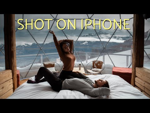 Can the iPhone shoot Travel Vlogs? | Switzerland 4K