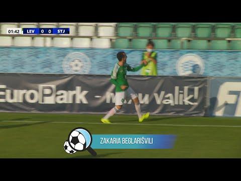 Levadia Tallinn St Josephs Goals And Highlights