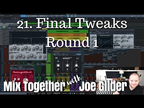 Final Tweaks Round 1 | Mix Together [21]