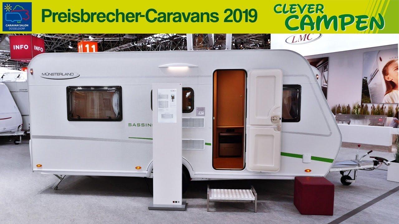 Download Caravans unter 15.000€: Die 5 Discount-Highlights des Caravan Salons Düsseldorf 2019   Clever Campen
