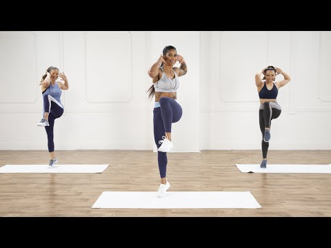 30-Minute No-Equipment Cardio and Core Workout With Massy Arias