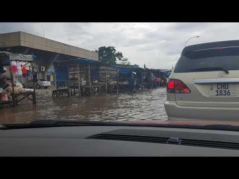 Lusaka floods