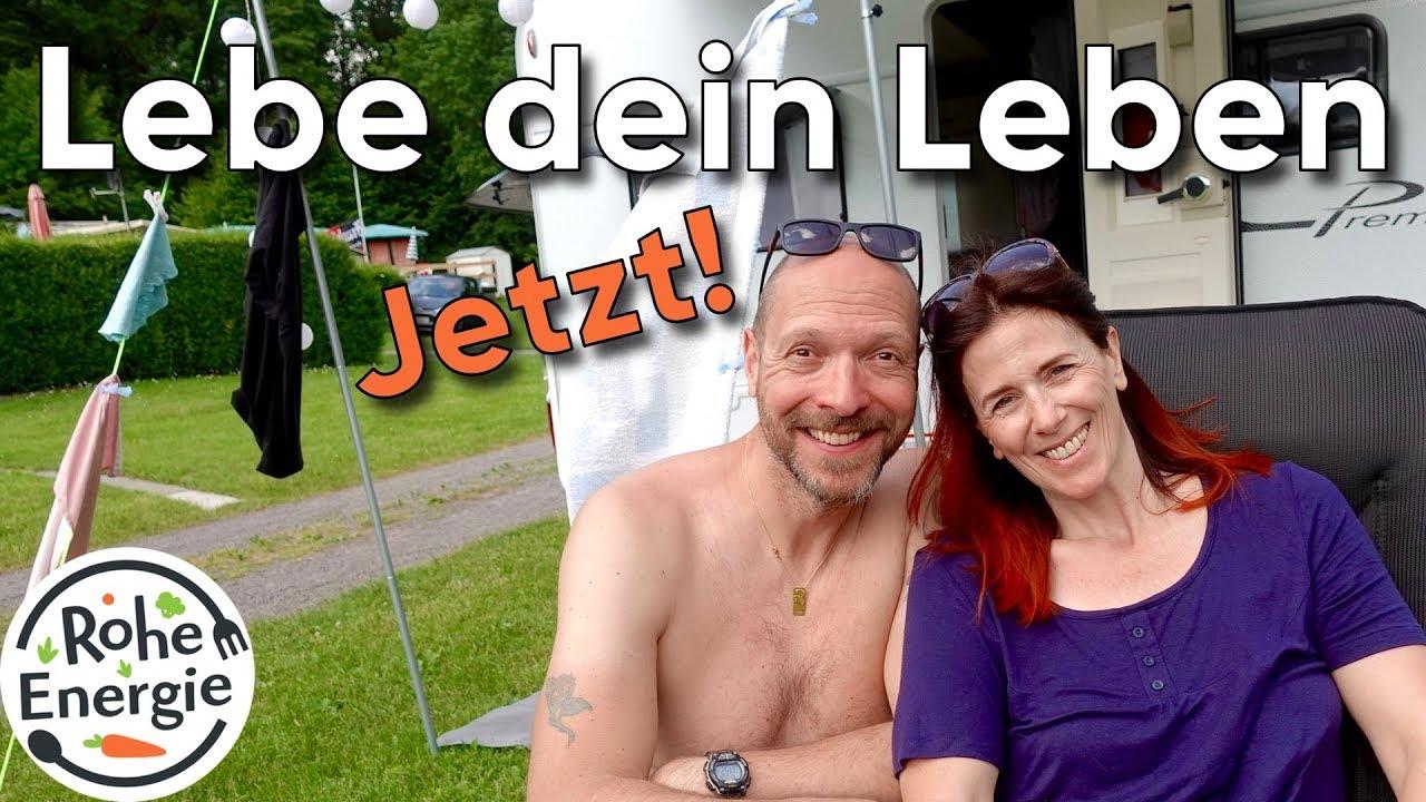 LEBE DEIN LEBEN - JETZT!