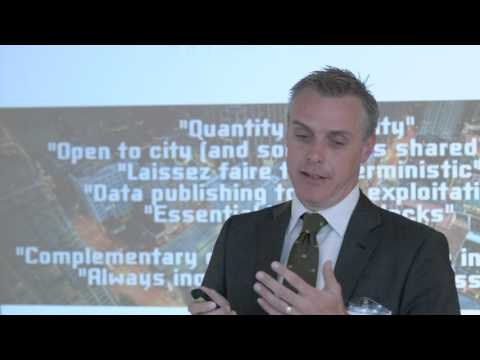 Connected Cities: Andrew Collinge (Greater London Authority)