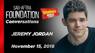 Conversations with Jeremy Jordan