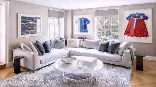 Living Room Designs With A Sectional