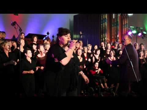 Solid Rock by Melbourne Mass Gospel Choir
