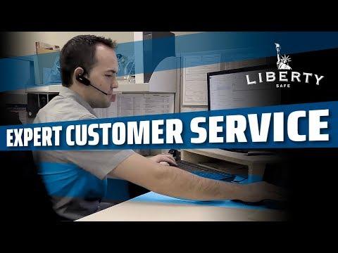 Liberty Safe's Best Customer Service