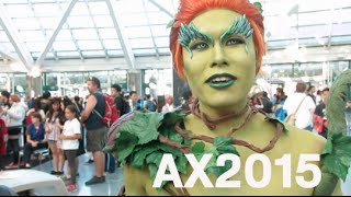 """Cospay in America"" @ Anime Expo 2015"