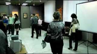 видео Ночь в музее 2012  |   Живопись и выставки России