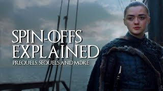 Game Of Thrones: Spin-Offs Explained | Everything We Know About What's Next In The HBO GOT Universe