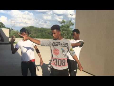 Pnb Rock- Misunderstood (official dance video)  PKE