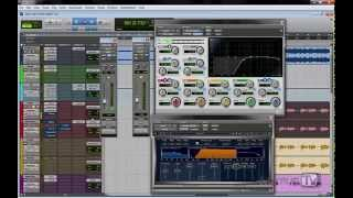 HOW TO MIX TRAP HIP HOP VOCALS ON A 2 TRACK Pt4 Lead Vocals Hook