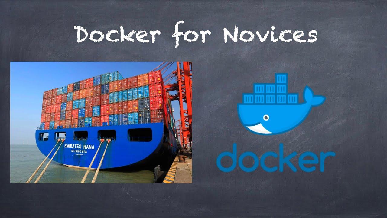 Docker for beginners | Docker for novices