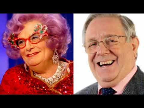 Dame Edna Everage In Conversation with Ed Doolan
