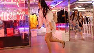 Mlee - Yaya Trương Nhi xung đột dữ dội ngay giữa trung tâm thương mại