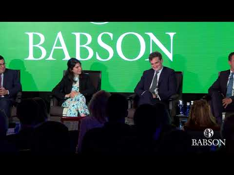 Leveraging The Babson Network; Babson Connect: Worldwide 2018
