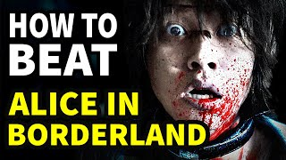 "How To Beat Every DEATH GAME In ""Alice In Borderland"""