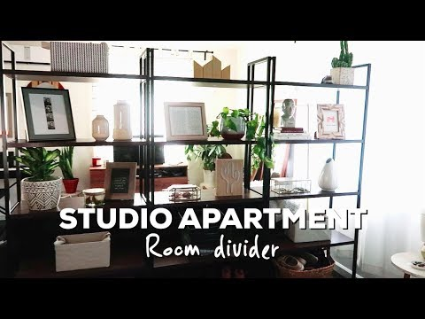 HOW TO: Divide a Studio Apartment