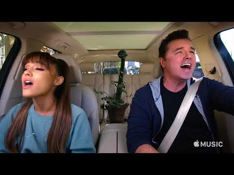 Carpool Karaoke: The Series — Ariana Grande & Seth MacFarlane Preview — Apple TV app