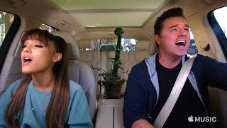 carpool karaoke the series — ariana grande seth macfarlane preview — apple music