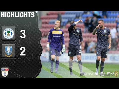 Wigan Athletic v Sheffield Wednesday | Extended highlights | 2018/19